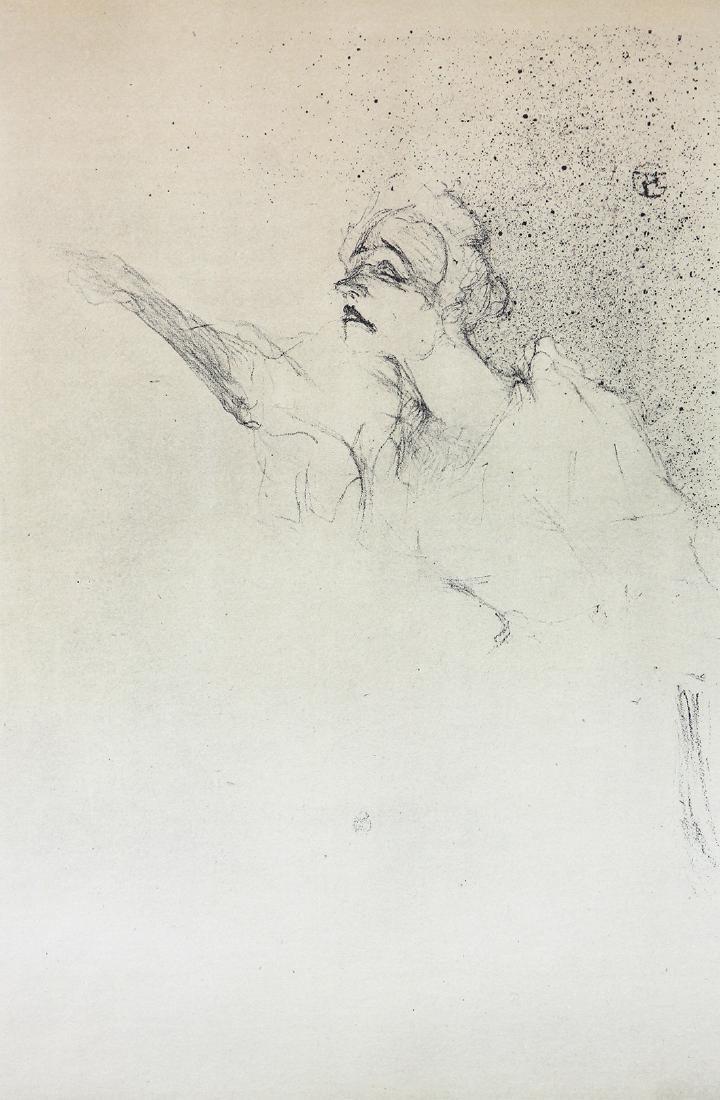 Print, Henri de Toulouse-Lautrec