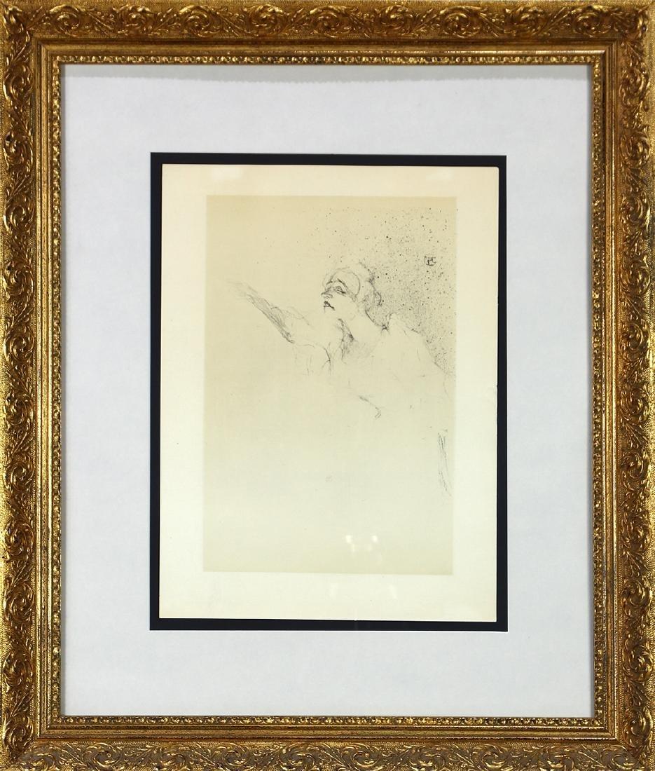 Print, Henri de Toulouse-Lautrec - 2