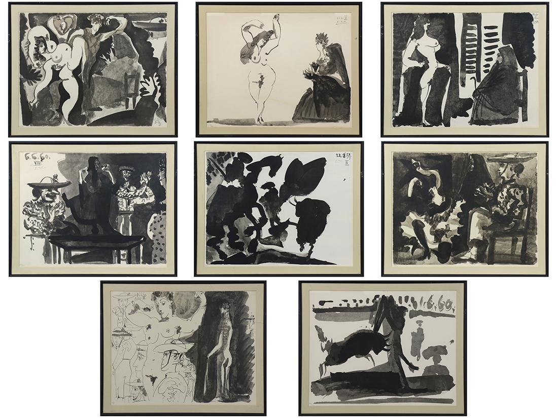 Prints, Pablo Picasso