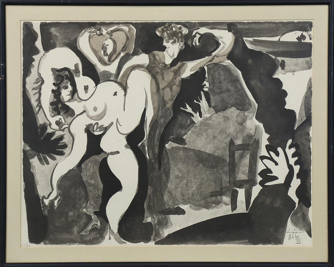 Prints, Pablo Picasso - 2