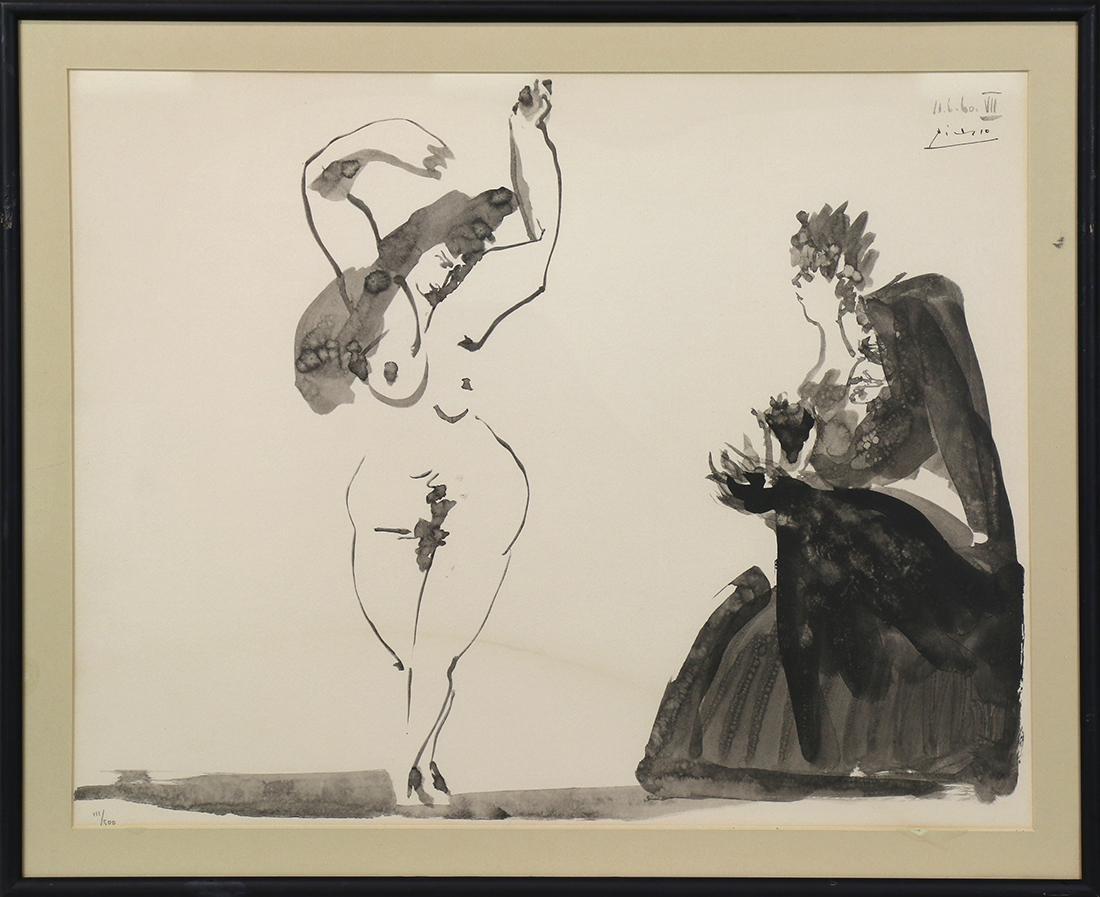 Prints, Pablo Picasso - 3