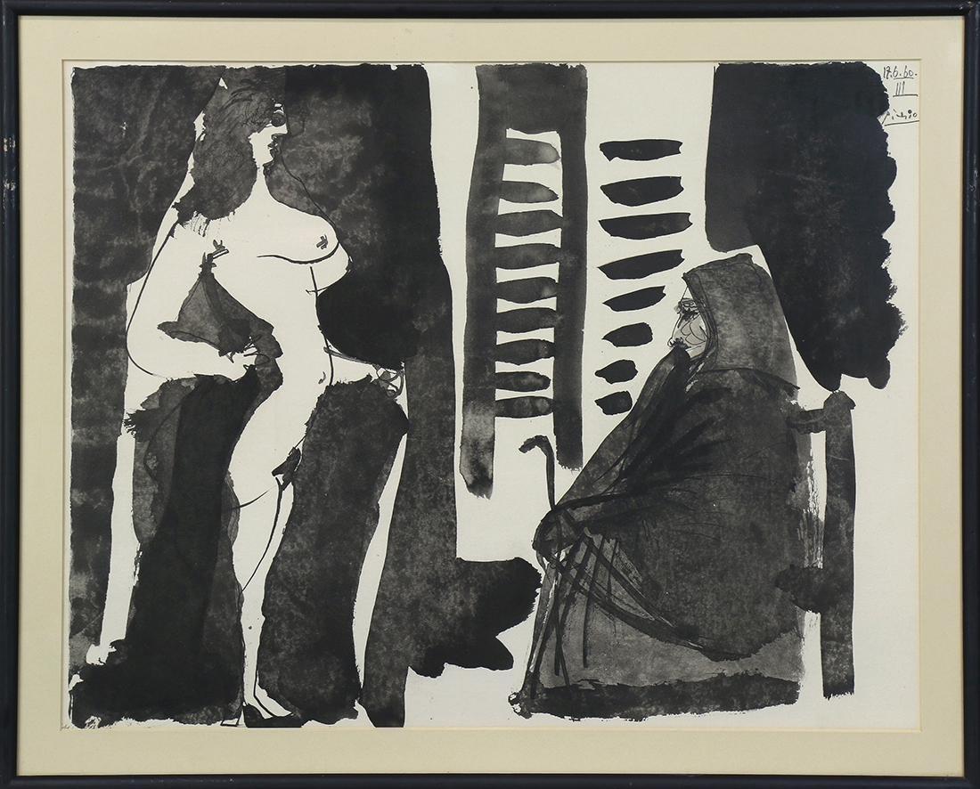 Prints, Pablo Picasso - 4