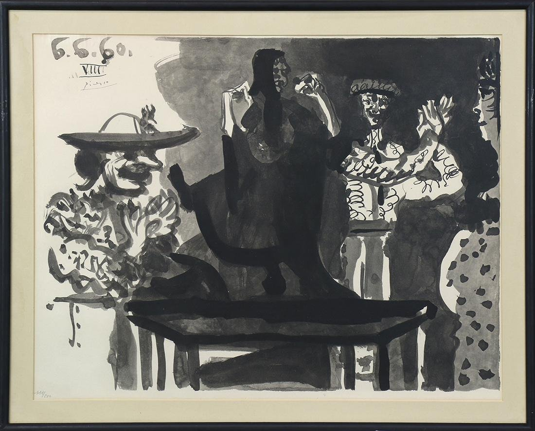 Prints, Pablo Picasso - 5