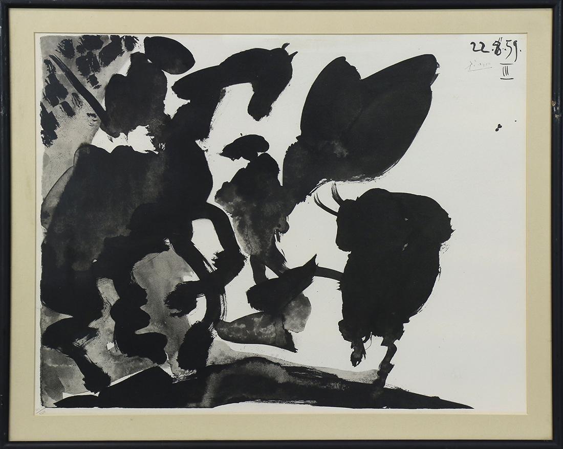 Prints, Pablo Picasso - 6
