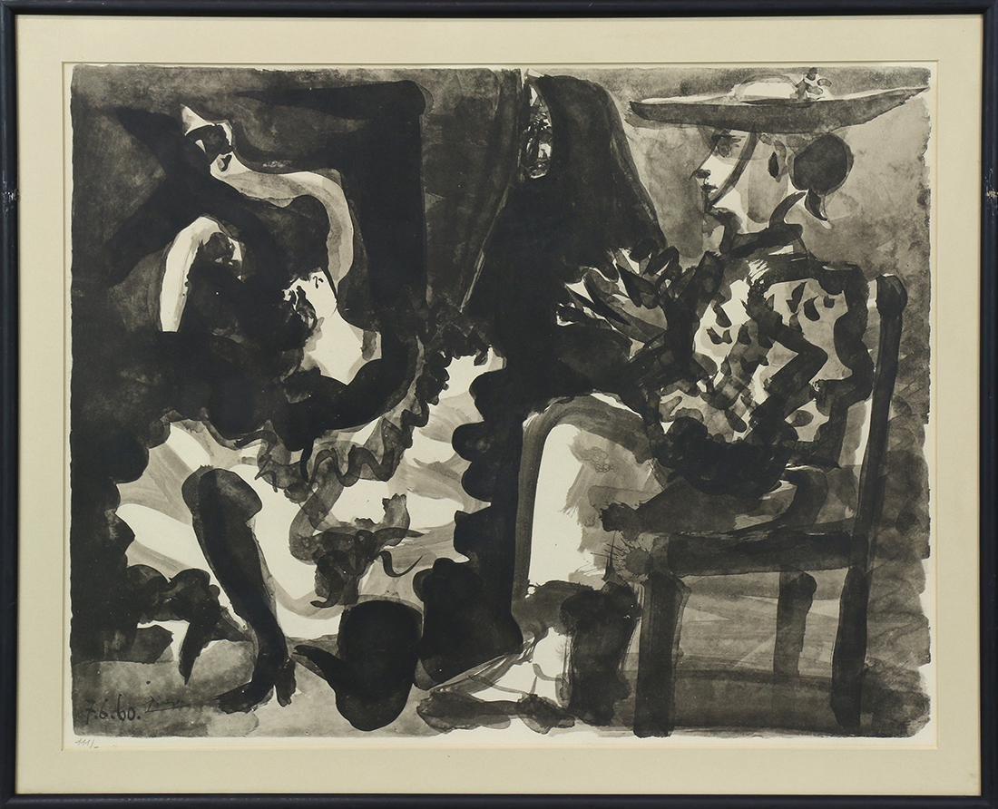 Prints, Pablo Picasso - 7