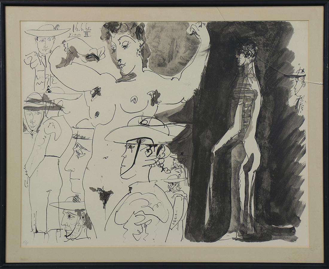 Prints, Pablo Picasso - 8