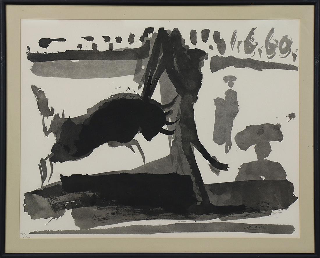 Prints, Pablo Picasso - 9
