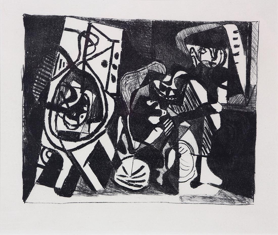 Print, Pablo Picasso