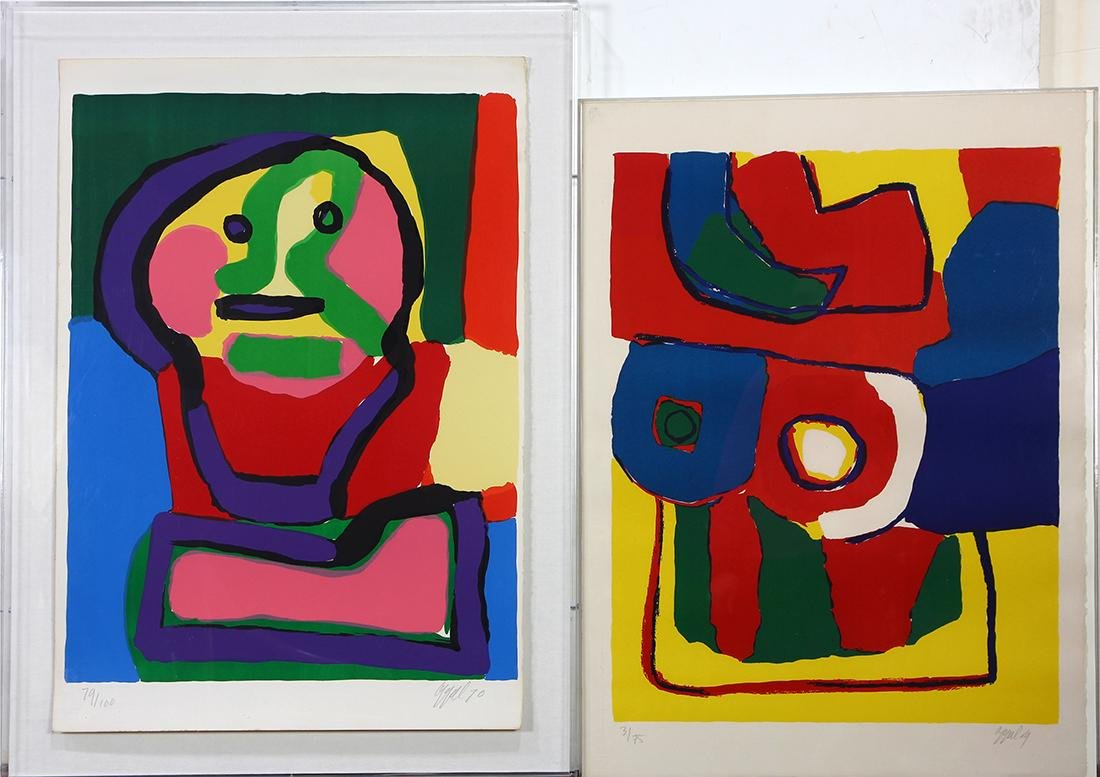 Prints, Karel Appel