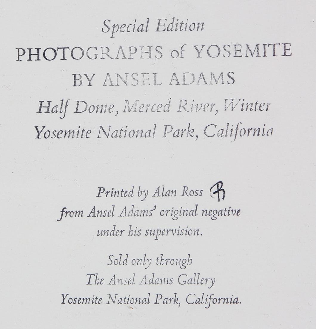 Photograph, Ansel Adams - 4