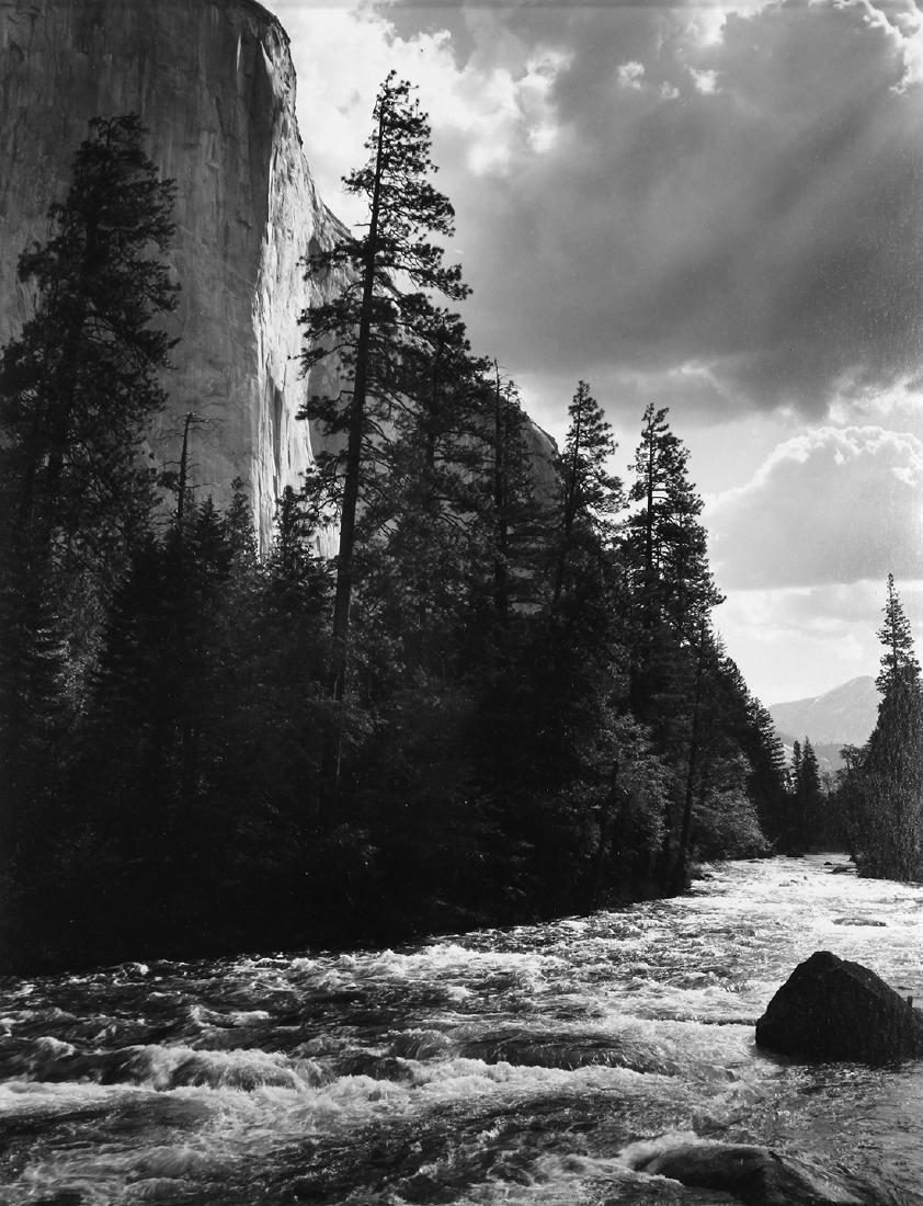 Photograph, Ansel Adams