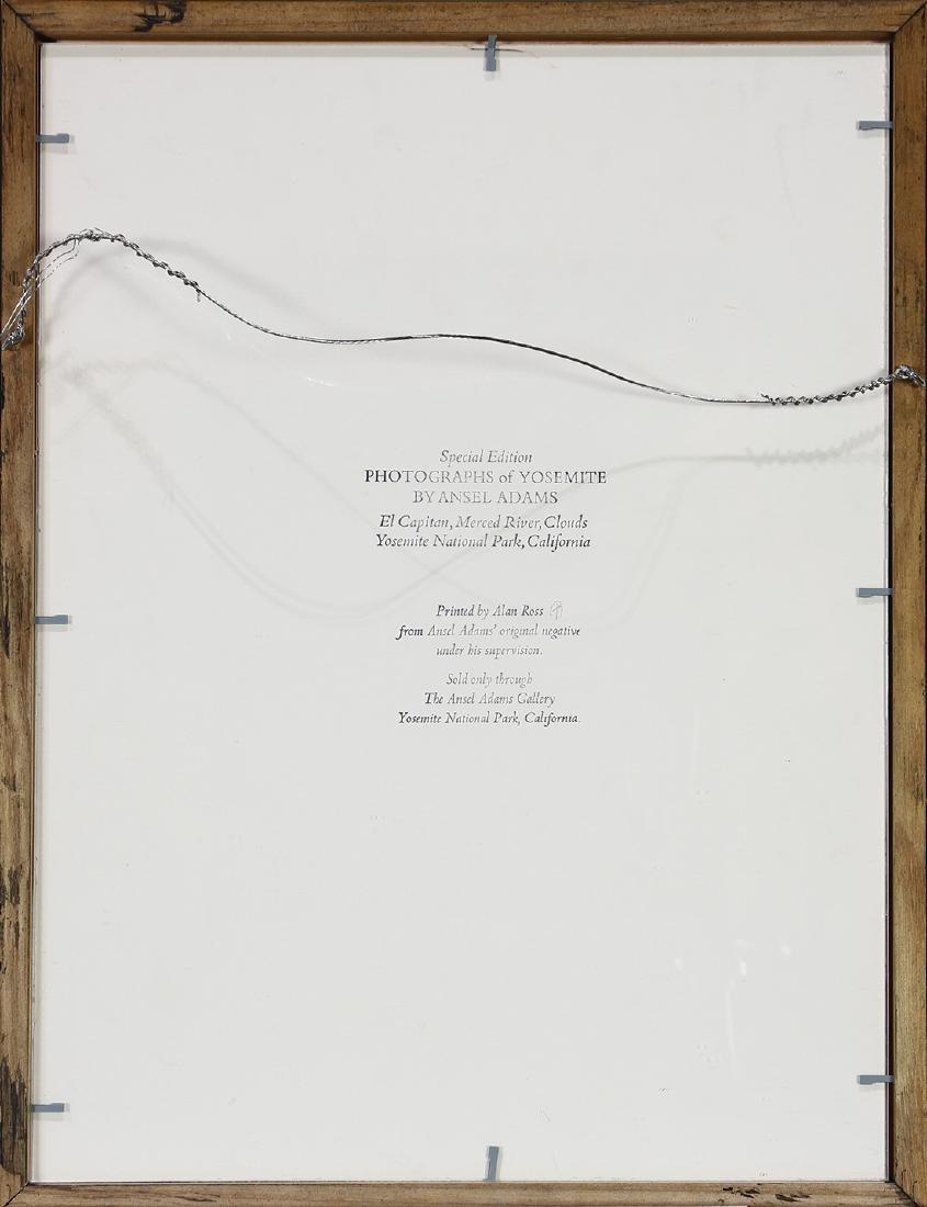 Photograph, Ansel Adams - 3