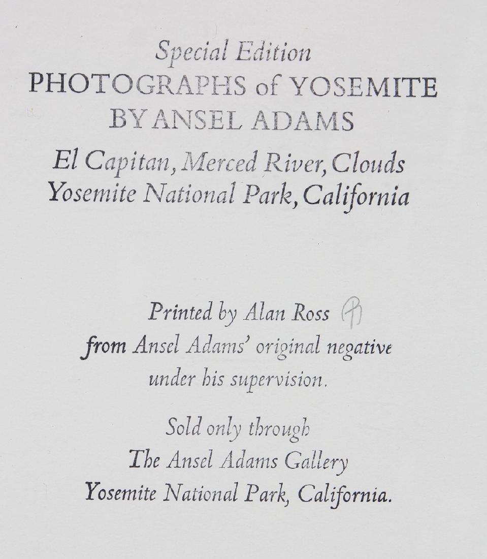 Photograph, Ansel Adams - 4
