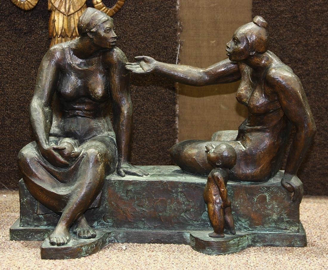 Sculpture, Olger Villegas Cruz