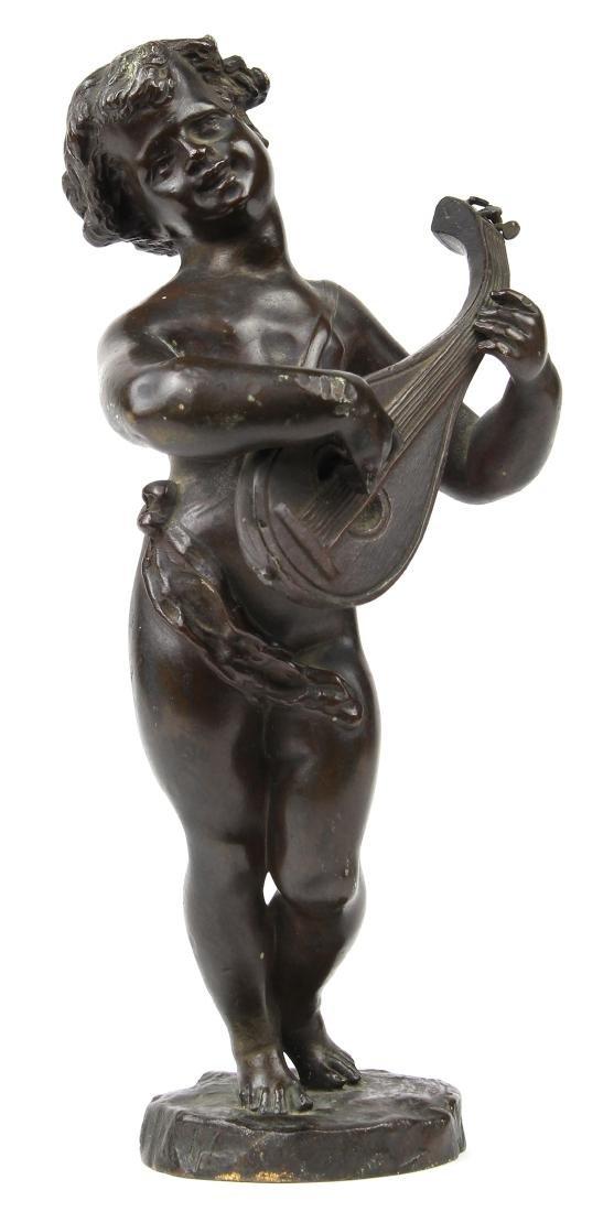 Sculpture, Emile Laporte