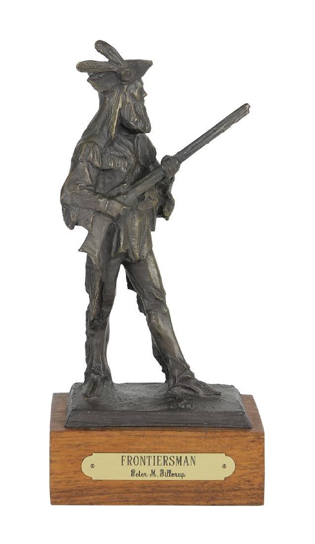 Sculpture, Peter M. Fillerup - 2