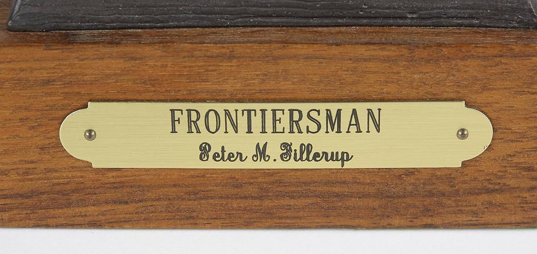 Sculpture, Peter M. Fillerup - 6