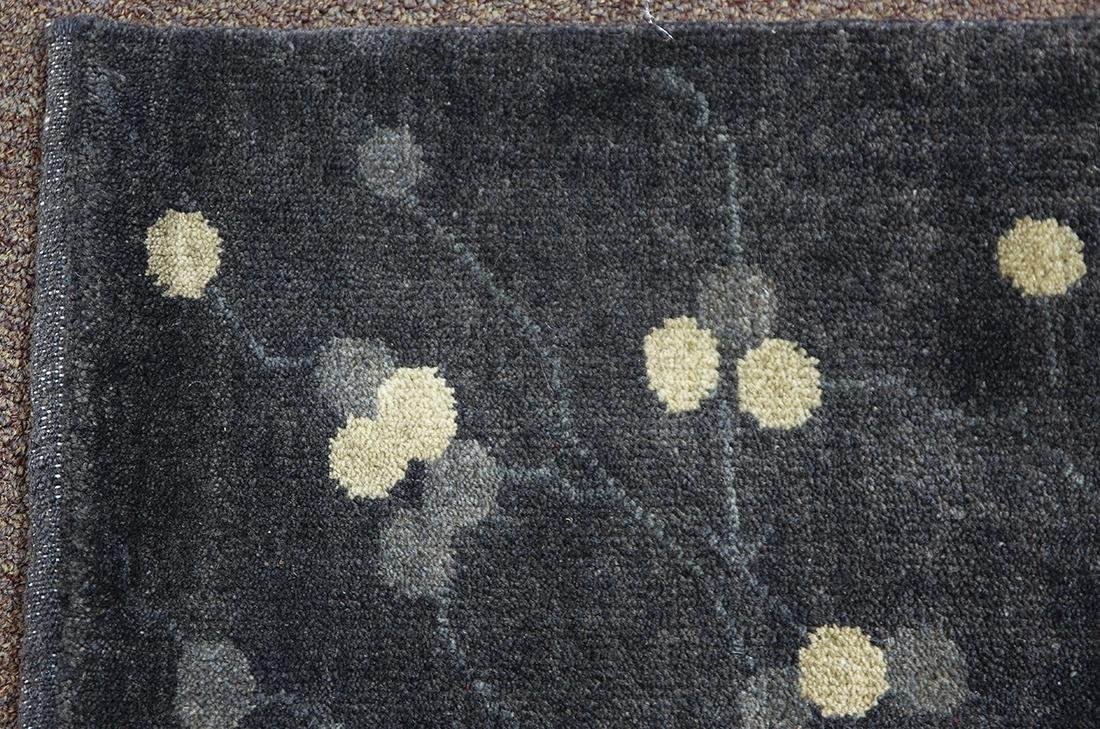 Contemporary hand made wool carpet - 3