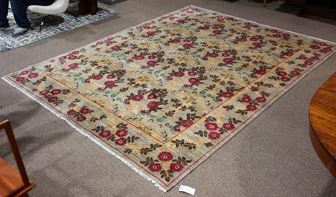 William Morris Arts and Crafts style carpet