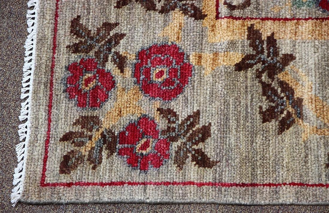 William Morris Arts and Crafts style carpet - 3