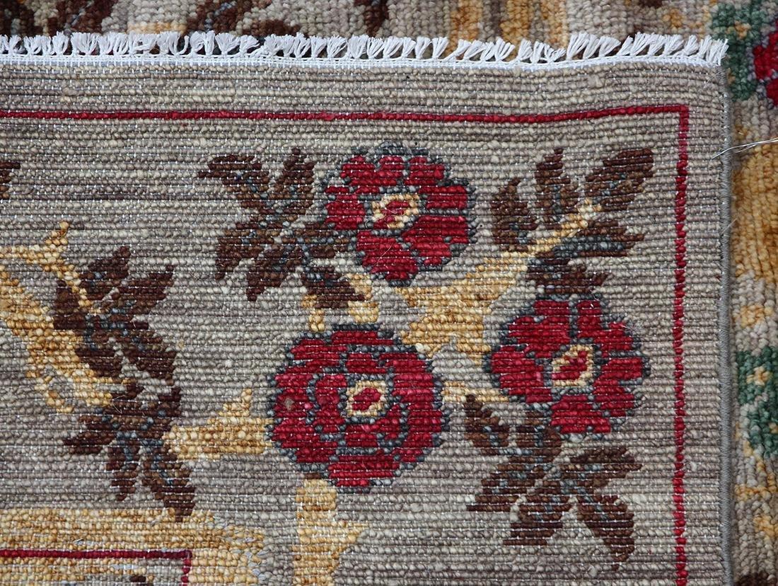 William Morris Arts and Crafts style carpet - 4