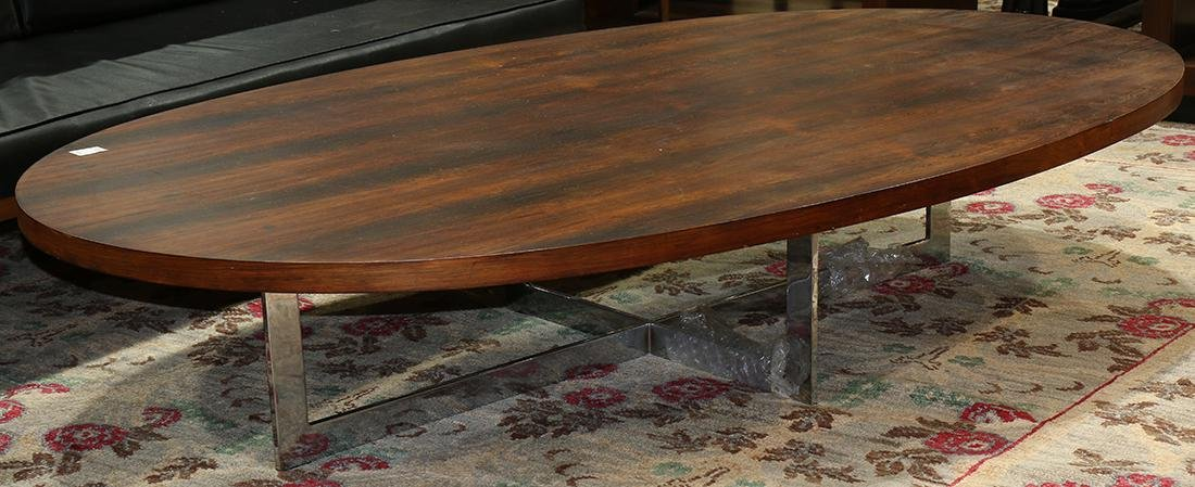 Modern rosewood low table