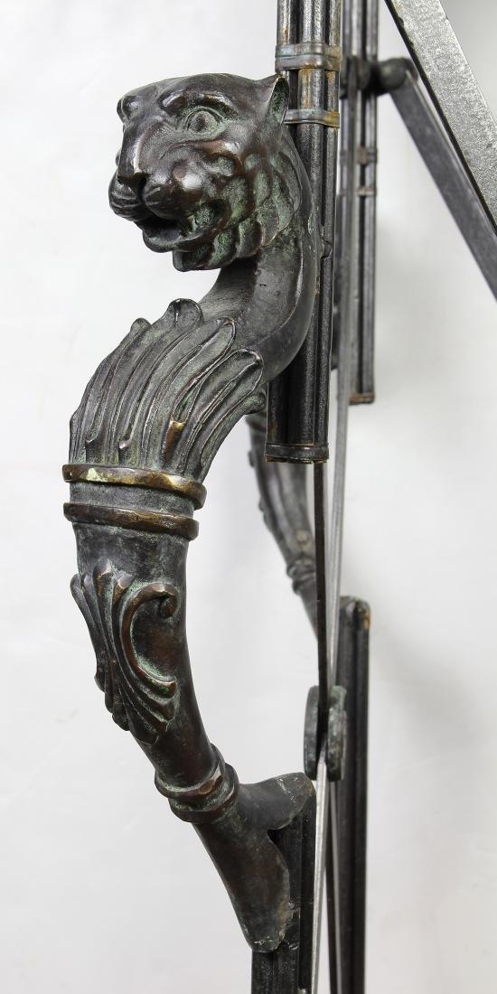 Egyptian Revival style gueridon - 6