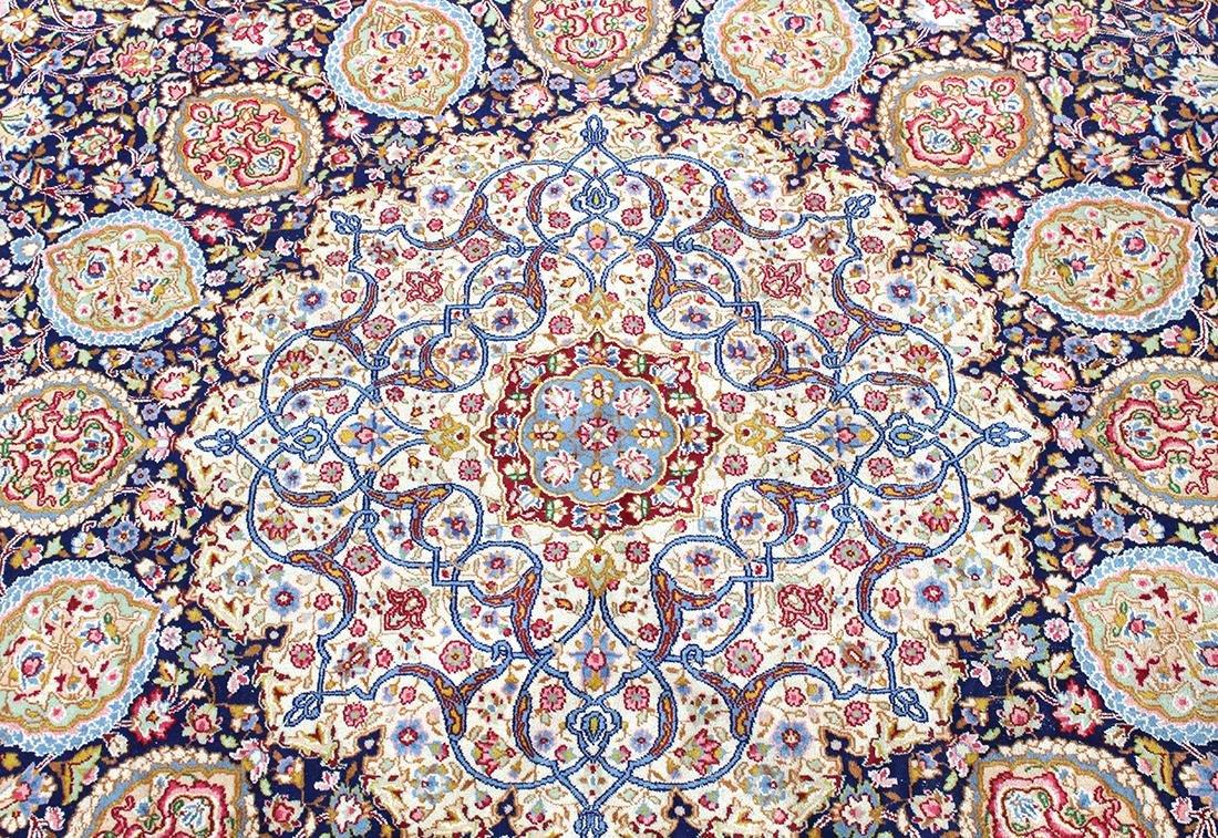 Persian Lavar Kerman carpet - 2
