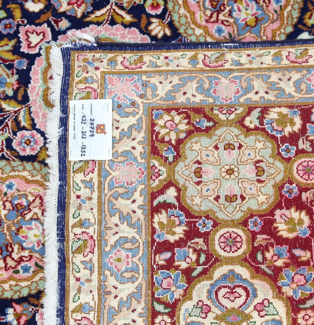 Persian Lavar Kerman carpet - 3