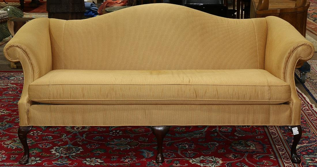Chippendale style sofa