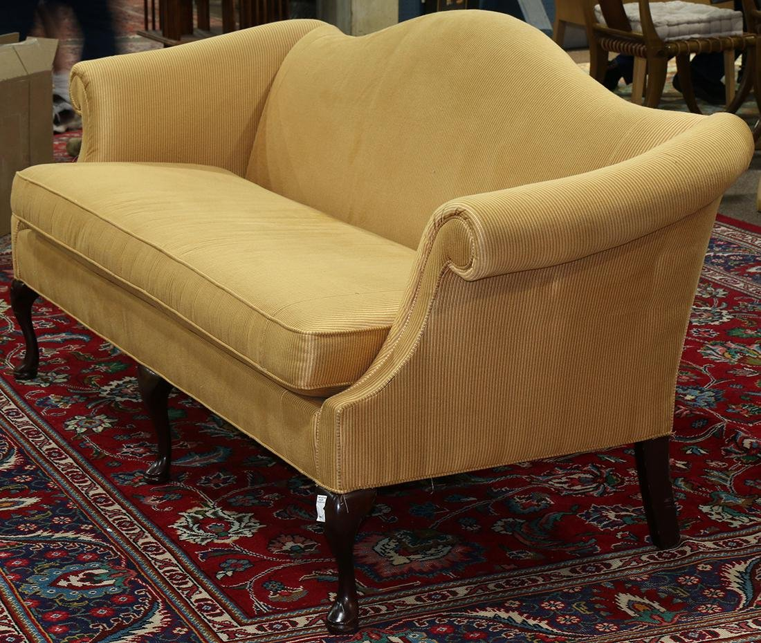 Chippendale style sofa - 2