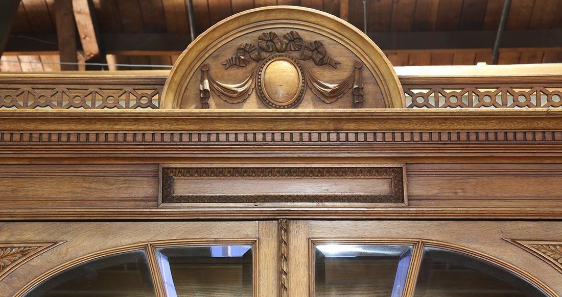 Louis XVI style vitrine - 3