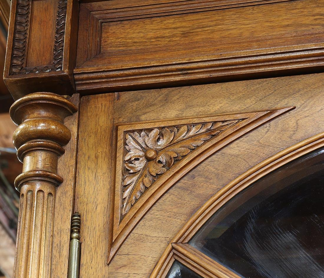 Louis XVI style vitrine - 6