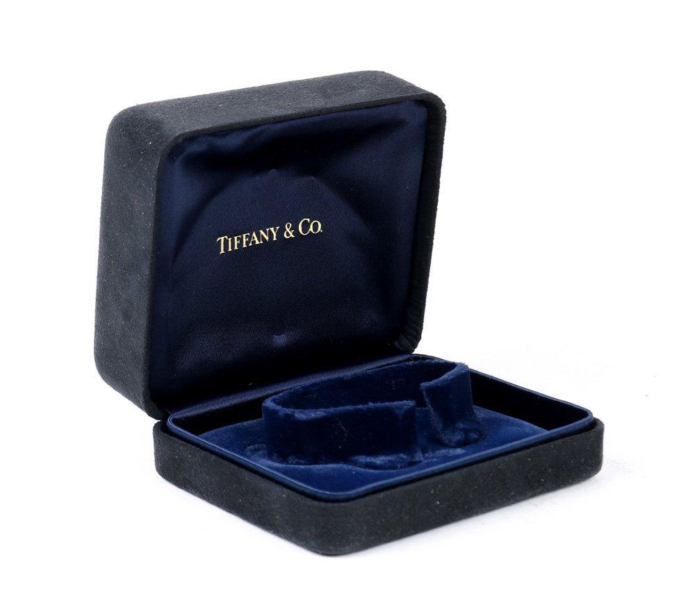 Lady's Tiffany & Co. Atlas stainless steel wristwatch - 4