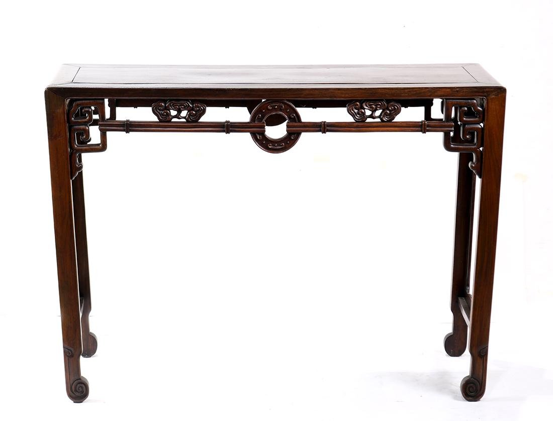 Chinese Hardwood Table