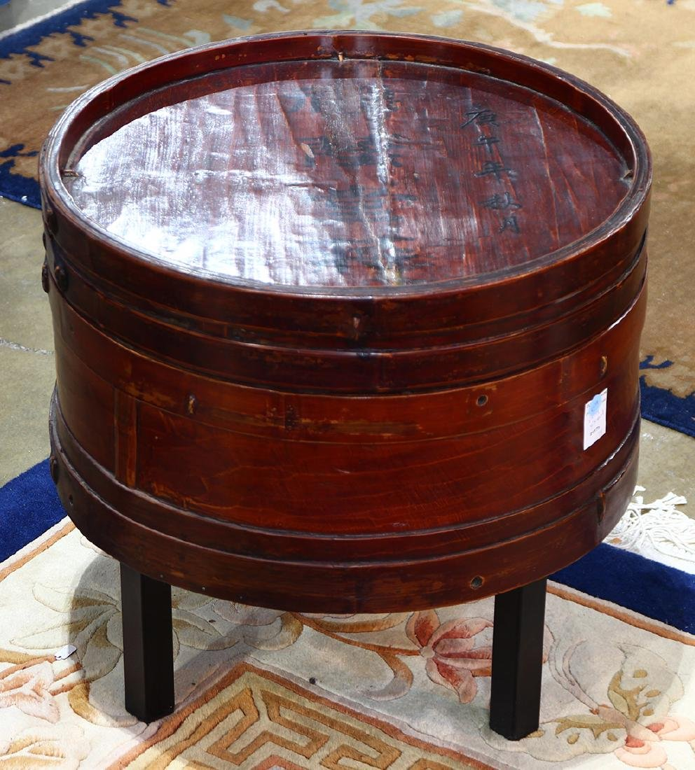Chinese Bamboo Food Container