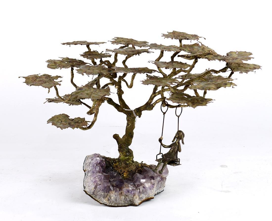 Naturalistic  sculpture
