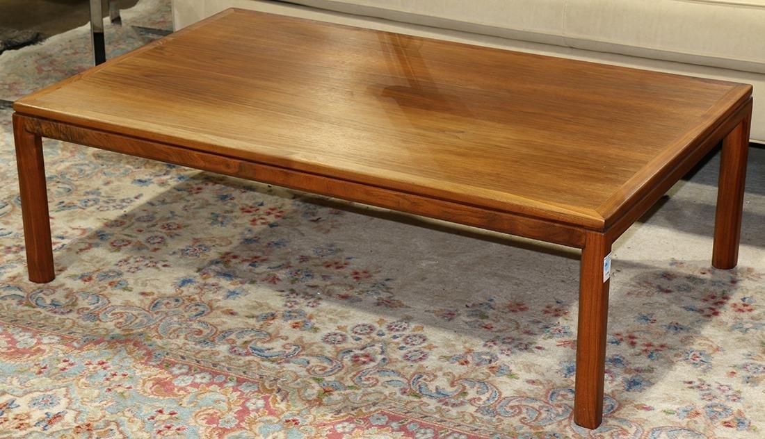 Danish Mid-Century Modern style coffee table