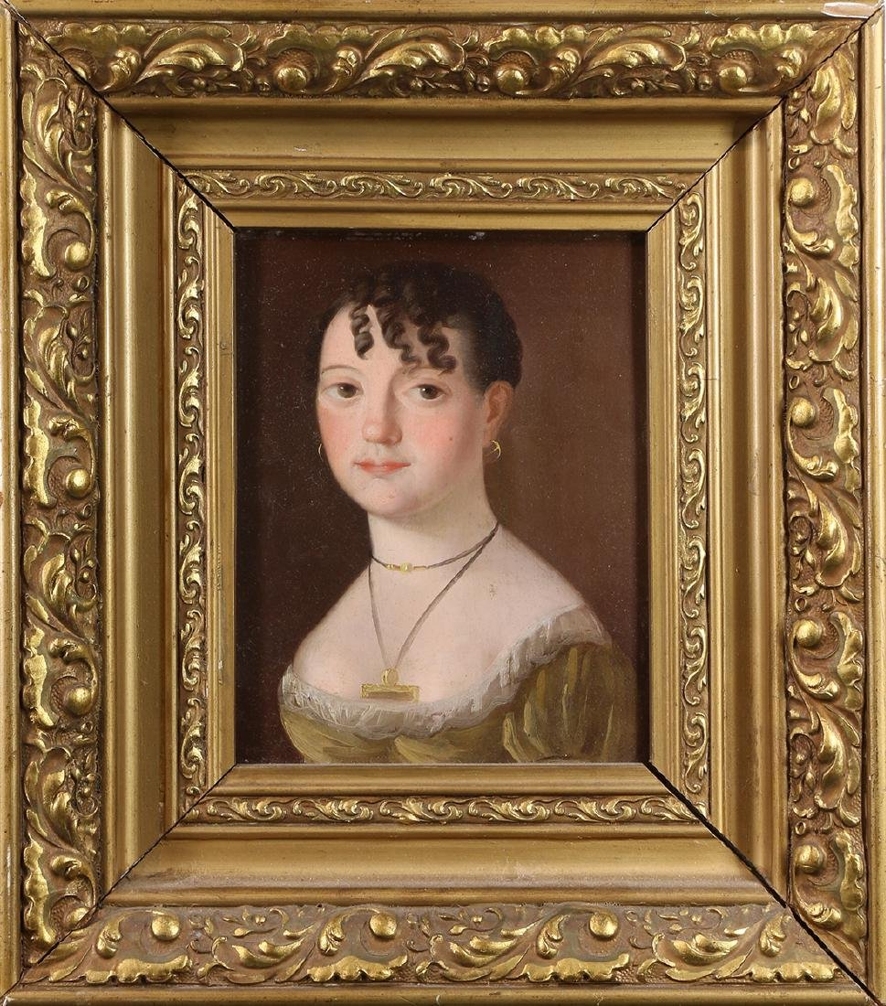 Painting, Portrait of a Lady