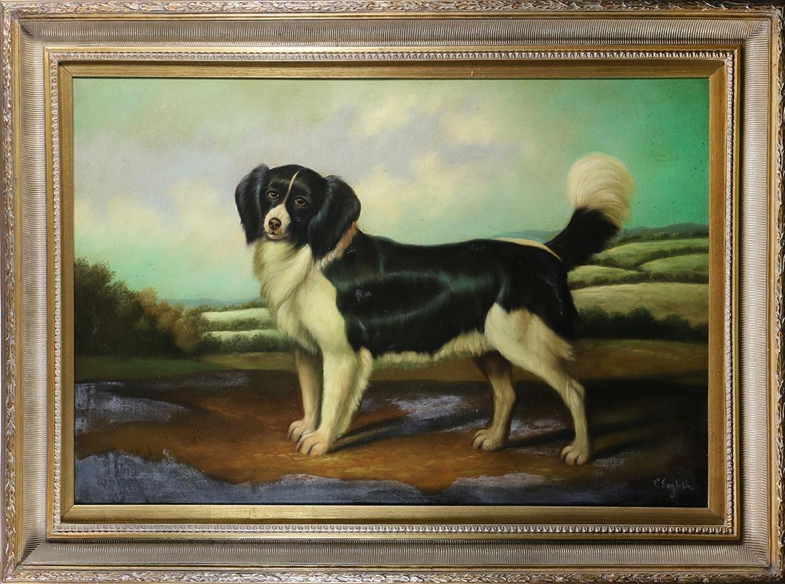 Painting, Paul English