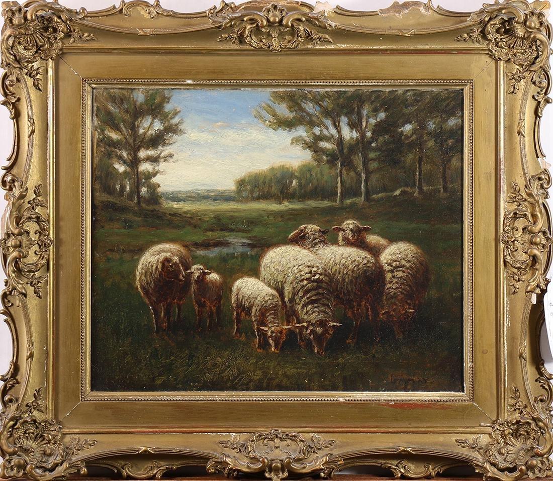 Paintig, George Arthur Hays
