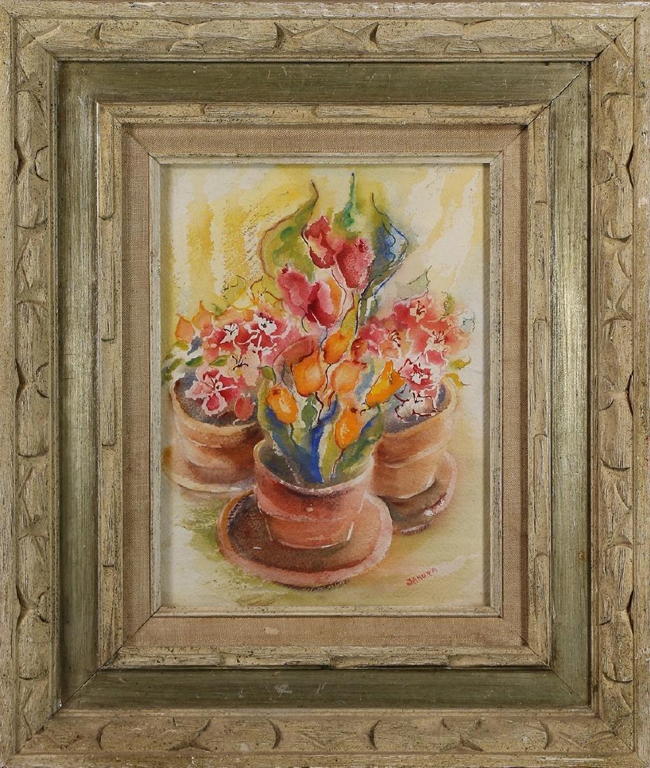 Watercolor, Sylvia Janura