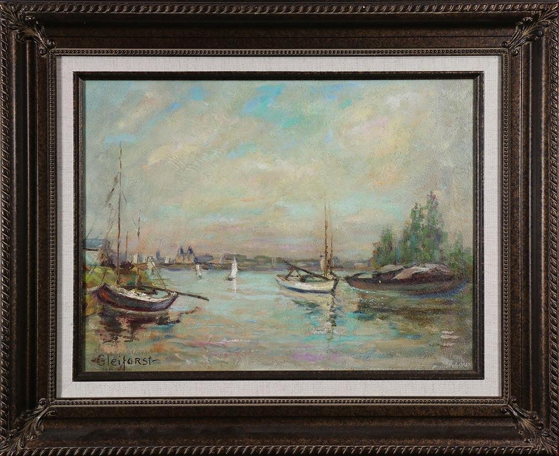 Painting, Helen Gleiforst