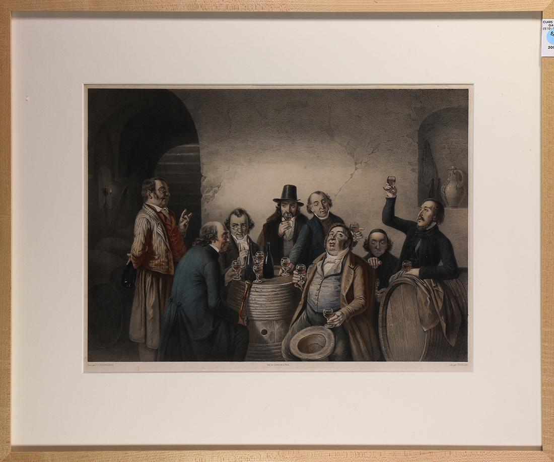 Print, After Johann Peter Hasenclever