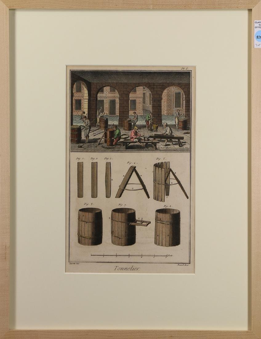 Print, Tonnelier