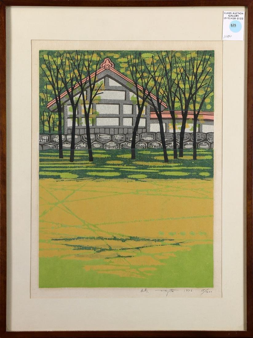 Print, Fumio Fujita