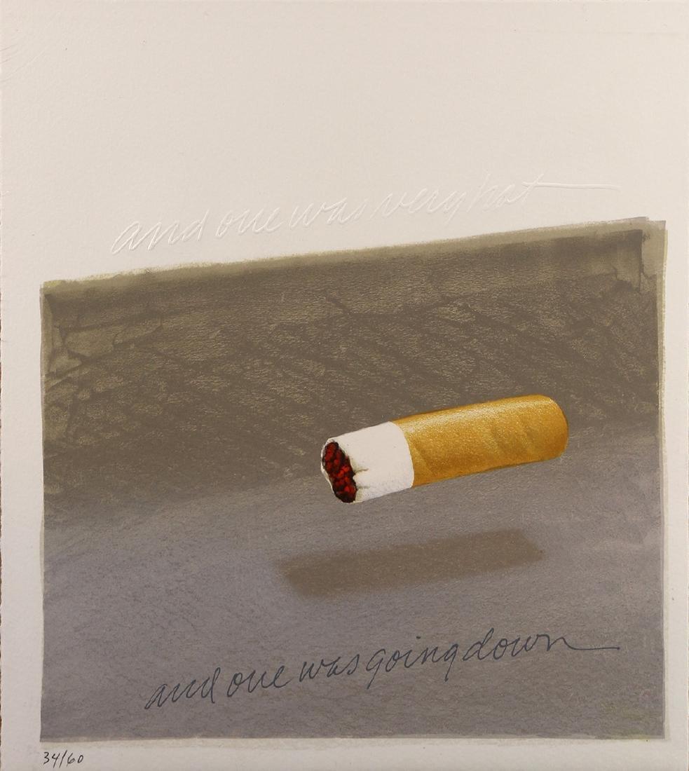 Print, Donald Roller Wilson