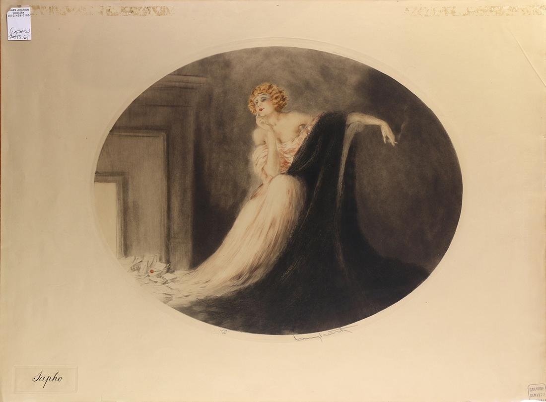 Prints, Louis Icart