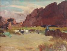Painting, George Brandriff