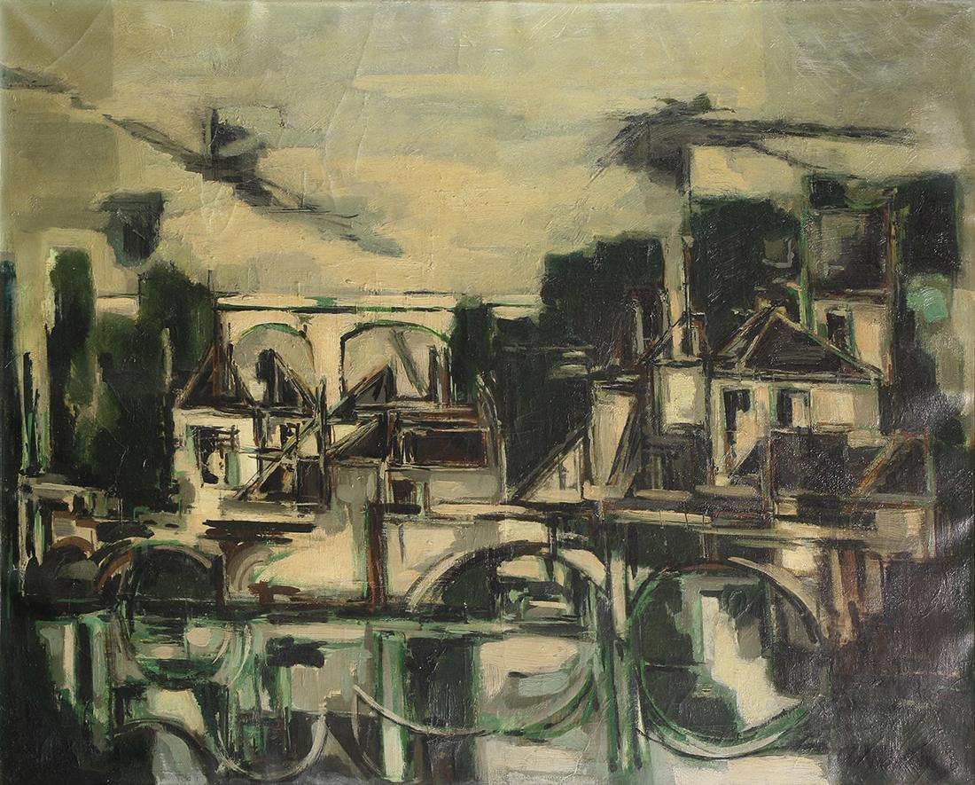 Painting, Claude Venard